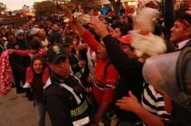 Play Off 2013: Universitario tuvo gran recibimiento en Huancayo – Video