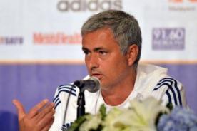José Mourinho: Odio a los jugadores que provocan como Luis Suárez