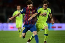Copa del Rey: Barcelona vs Getafe en vivo por DirecTV a las 4:00 pm