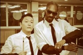 Psy y Snoop Dogg se unen para nuevo proyecto musical