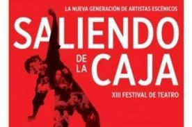 Festival Teatral 'Saliendo de la caja' se queda hasta el 10 de ferebro