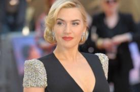 Kate Winslet obtiene su estrella en el Paseo de la Fama