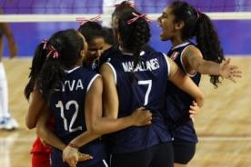 Juegos ODESUR: Selección Peruana de Vóley sumó su primer triunfo venciendo a Colombia