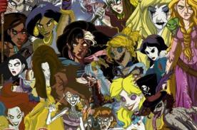 Infancia arruinada: El lado oscuro y macabro de las princesas de Disney
