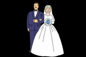 Divertido video que nos explica sobre el matrimonio