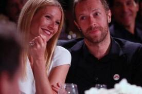 Gwyneth Paltrow y Chris Martin se separan, tras once años de matrimonio