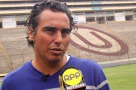 José 'Chemo' Del Solar: Vamos a incorporar al plantel un psicólogo