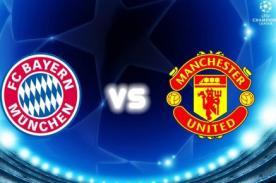 Manchester United vs. Bayern Múnich: En vivo por FOX Sports- Champions League