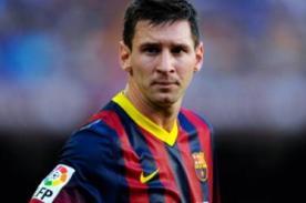 Barcelona vs Getafe empatan 1-1 al término del primer tiempo - Liga BBVA