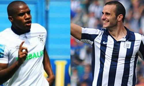 Copa Inca 2014: Alianza Lima vs San Martín-Alineaciones de la gran final
