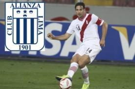 ´Pizarrinha´ felicitó a Alianza Lima por su título