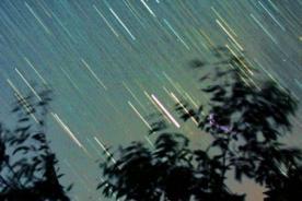 Lluvia de estrellas en vivo: Transmisión por streaming de la NASA