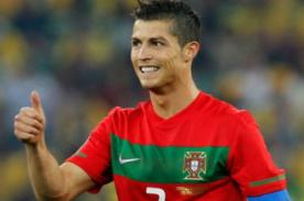 Cristiano Ronaldo: 'El objetivo es pasar la fase de grupos del Mundial Brasil 2014'
