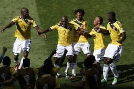 Resultado del Partido Colombia contra Grecia (3-0)– Mundial Brasil 2014