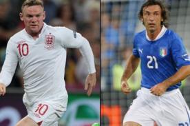 ATV en vivo por Internet: Inglaterra vs Italia - Copa del Mundo 2014