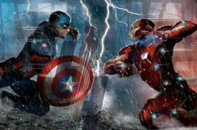 Capitán América: Civil War - Lanzan tráiler oficial - VIDEO