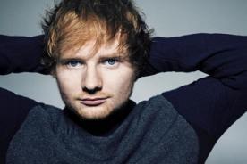 ¿Ed Sheeran se despide para siempre de los escenarios? - FOTO