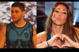 Esto Es Guerra: ¡Audio confirma lo más 'ardiente' entre Melissa Loza y Benjamín Lukovski!