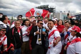 Perú vs Colombia: Así se vive la previa de la Copa América Centenario - VIDEO