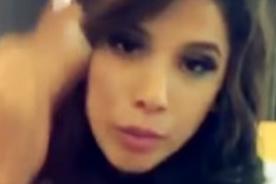 ¿Yahaira Plasencia canta tema que revela su romance con su amante? - VIDEO