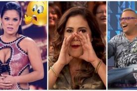 El Gran Show: De nuevo humillan a Andrea San Martín con la peor broma de su vida - FOTO