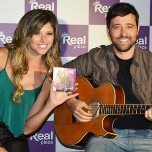 Anna Carina y Diego Dibós lanzan disco de villancicos