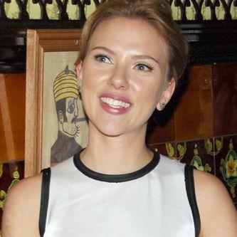 Scarlett Johansson encuentra atractivos a los hombres seguros de sí mismos