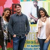 Thalía Estabridis y Cati Caballero emocionadas con concierto de Juan Luis Guerra