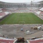 No se venderán entradas para la reinauguración del estadio Nacional