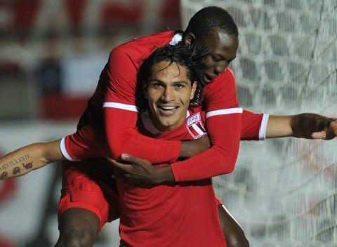 Video: Perú vs Uruguay (1-1) - Goles del partido - Copa América 2011
