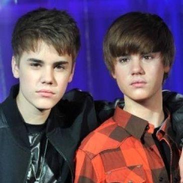 Justin Bieber sobre su figura de cera: No se parece a mí en absoluto