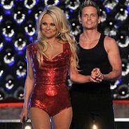 Pamela Anderson deslumbró en Bailando por un Sueño en Argentina