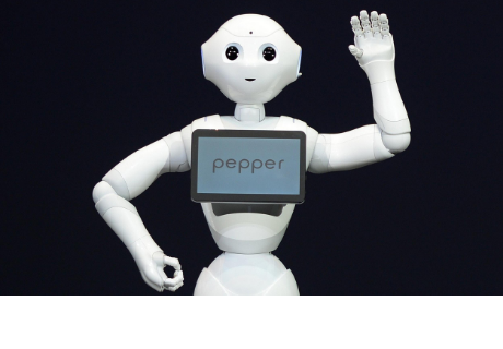 Pepper: robot japonés que cuida a ancianos y también es profesor
