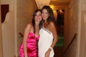 Silvia Cornejo y  Maju Mantilla quieren salir embarazadas juntas
