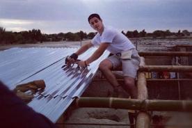 David Henrie está emocionado con documental que grabó en Perú