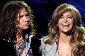 Steven Tyler sobre encantos de Jennifer Lopez: Es una bestia sexy