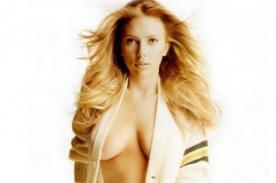 Scarlett Johansson: No me gusta que me consideren sexy