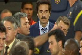 Barcelona vs Real Madrid: Mourinho y Vilanova se vuelven a ver las caras (Video)