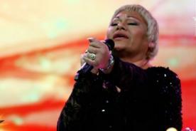 Yo Soy: Jurado destaca voz de la imitadora de Lucía de la Cruz - Video