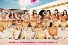 Girls' Generation estrena su segundo disco en japonés