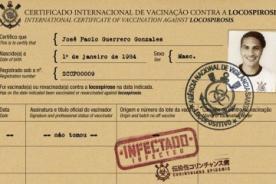 Mundial de Clubes: Paolo Guerrero está infectado de la Epidemia Corinthiana