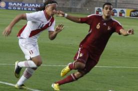 Sudamericano Sub 20: Alineaciones confirmadas Perú vs Ecuador