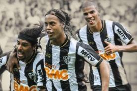 Atlético Mineiro vs Sao Paulo en vivo (2-1) por Fox Sports - Copa Libertadores