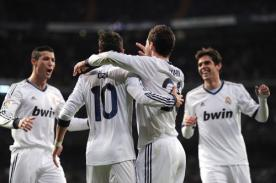 Goles del Real Madrid vs Levante (5-1) - Liga española - Video
