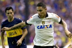 Paolo Guerrero: 'El partido contra Boca Juniors todavía no ha terminado'