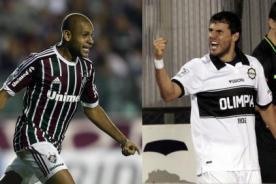 Copa Libertadores 2013: Fluminense vs Olimpia - en vivo por Fox Sports