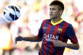 Neymar es elegido el mejor fichaje del año en encuesta