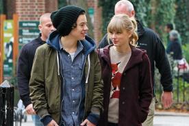 Taylor Swift y Harry Styles buscan amistarse con ayuda de Ed Sheeran