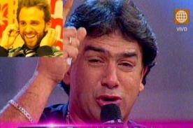 Farid Ode insulta a 'Peluchín' y le recomienda salir del clóset