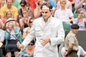 Roger Federer es el tenista mejor pagado a pesar de bajón en su juego